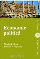 Economie politica - Tiberiu Brailean Aurelian P. Plopeanu