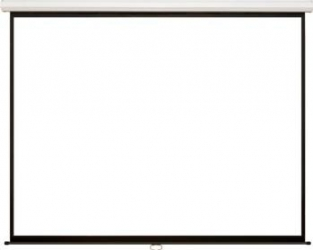 Ecran de proiectie 4World cu montare pe perete 244 x 183 cm