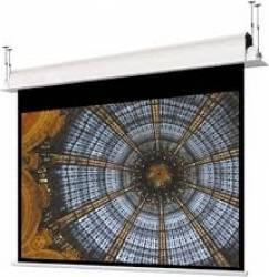 Ecran de proiectie electric Ligra Inceeling 220 x 128 cm Ecrane Proiectie