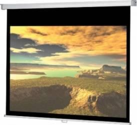 Ecran de proiectie manual Ligra Cineroll 244 x 175 cm Ecrane Proiectie