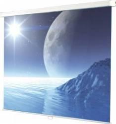 Ecran de proiectie manual Ligra Ecoroll 150 x 150 cm Resigilat Ecrane Proiectie