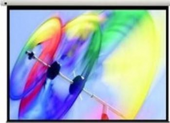 Ecran de Proiectie Optoma Manual 100 DS-3100PMG+ 203x152 cm