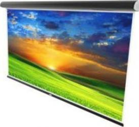 Ecran de proiectie Sopar Electric Lorenzo 200 x 200 cm Ecrane Proiectie