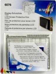 Ecran protectie LCD Kaiser 6076 set 3 folii 4.5 inch