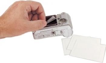 Ecran protectie LCD Kaiser 6078 set 3 folii 3 inch