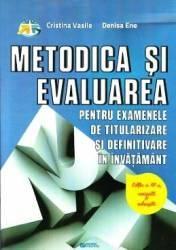 Ed.3 Metodica si evaluarea pentru examenele de titularizare si definitivare in invatamant