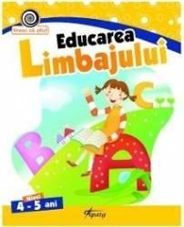 Educarea Limbajului 4-5 Ani
