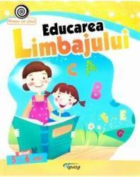 Educarea limbajului 5-6 ani - Georgeta Matei Carti