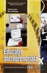 Educatie antreprenoriala clasa 10 2011 - Natalia Lazar Maria Mitrache