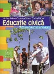 Educatie civica - Clasa 4 - Niculina Ilarion Constanta Balan