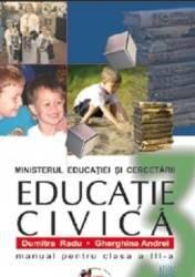 Educatie Civica Cls 3 - Dumitra Radu Gheorghina Andrei