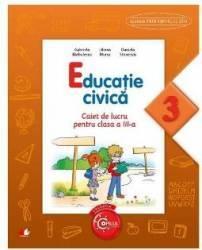 Educatie civica cls 3 caiet - Gabriela Barbulescu Liliana Mursa