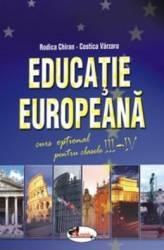 Educatie Europeana Clasa 3 - 4 - Rodica Chiran Cos