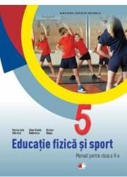 Educatie Fizica Si Sport Cls 5 - Monica Iulia Stanescu
