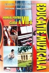 Educatie muzicala- Clasa 7 . Manual - Sofica Matei Mihaela Marinescu