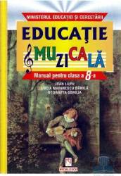 Educatie muzicala clasa 8 - Jean Lupu Lucia Marinescu Danila