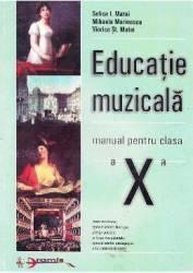 Educatie muzicala cls 10 - Sofica Matei Mihaela Marinescu Viorica St. Matei Carti