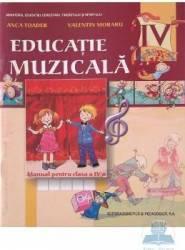Educatie muzicala cls 4 - Anca Toader Valentin Moraru