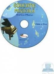 Educatie Muzicala Cls 4 - Cd - Sofica Matei