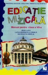Educatie Muzicala Cls 7 - Jean Lupu Lucia Marinescu Danila