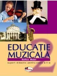 Educatie muzicala suport didactic cls 2 - Sofica Matei
