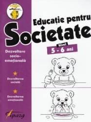 Educatie pentru societate 5-6 ani