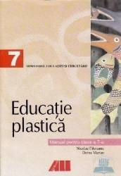Educatie Plastica Cls 7 - Nicolae Filoteanu Carti