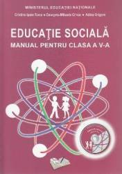 Educatie sociala - Clasa 5 - Manual - Cristina Ipate-Toma