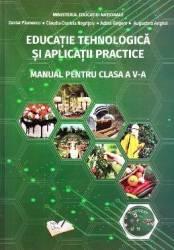 Educatie tehnologica si aplicatii practice - Clasa 5 - Manual + CD - Daniel Paunescu Claudia-Daniela Negritoiu