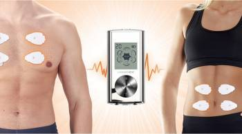 Electrostimulator muscular Stim Fit Lanaform Fizioterapie