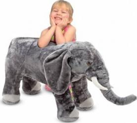 Elefant din plus Jucarii de Plus
