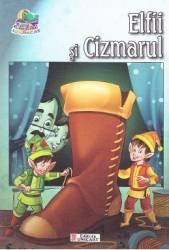 Elfii si Cizmarul - Creionul fermecat
