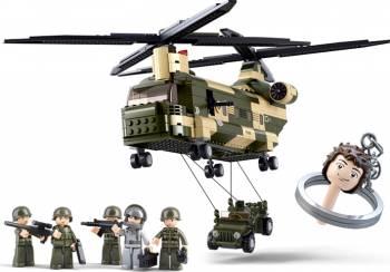 Elicopterul Chinook Sluban Army M38-B0508