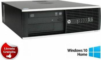 Desktop HP Elite 8300 i5-3570 4GB 500GB Win 10 Home Calculatoare Refurbished
