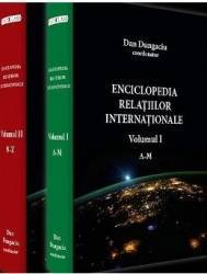 Enciclopedia relatiilor internationale. Vol. 1 + 2 - Dan Dungaciu