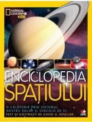 Enciclopedia spatiului - National Geographic Kids