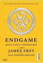 Endgame. Jocul final - Convocarea - James Frey Nils Johnson-Shelton Carti