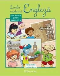 Engleza - Clasa 3 - Caiet - Elena Sticlea Cristina Mircea