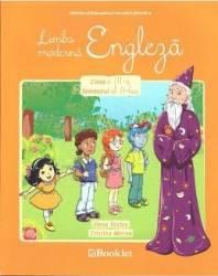 Engleza - Clasa a 3-a. Sem. 2 - Manual + CD - Elena Sticlea Cristina Mircea