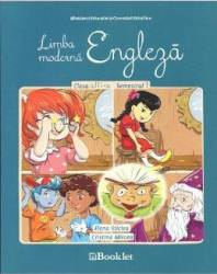 Engleza - Clasa A 3-a. Sem.1 - Manual + Cd - Elena