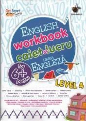 Engleza - Nivelul 4 - Caiet de lucru 6 Ani+