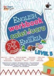 Engleza - Nivelul 5 - Caiet de lucru 7 Ani+