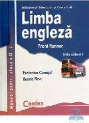 Engleza clasa 9 L2. Front runner - Ecaterina Comisel Ileana Pirvu