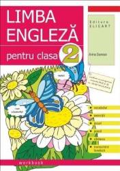 Engleza cls 2 caiet - Arina Damian