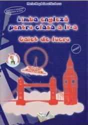Engleza Cls 4 Caiet  Maria-magdalena Nicolescu