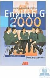 Engleza Cls 5 G 2000 - English G 2000