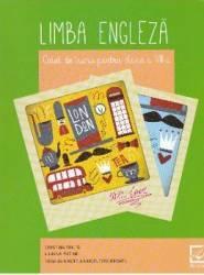 Engleza cls 8 caiet - Cristina Truta Liliana Putinei
