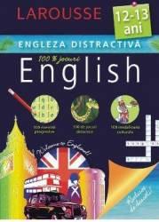 Engleza distractiva 12-13 ani Larousse