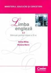 Engleza-manual cls11 L1- Doina Milos Roxana Marin