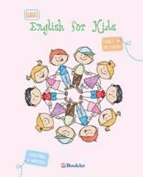 English For Kids - Caiet - Clasa 1 - Cristina Mirc